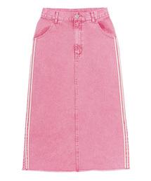 Candy Stripper(キャンディストリッパー)のLINED LONG スカート(スカート)