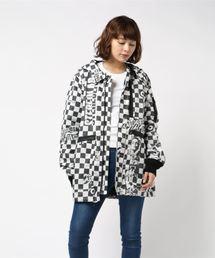 YGMB刺繍 2WAYフーデッドジャケット