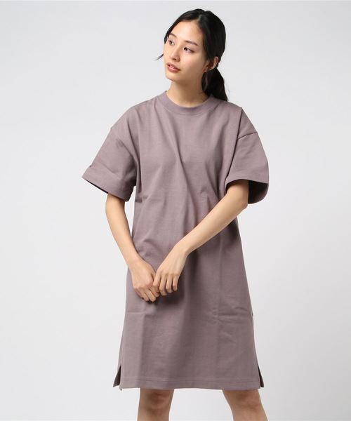 [ALLUMER / アリュメール] ビッグシルエットヴィンテージTシャツ