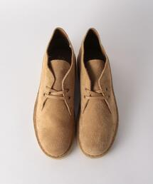 <CLARKS(クラークス)> DESERT BOOTS SUEDE/ブーツ
