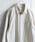 URBAN RESEARCH DOORS(アーバンリサーチドアーズ)の「ブロードストライプビッグシャツ(シャツ/ブラウス)」|ベージュ