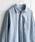 URBAN RESEARCH DOORS(アーバンリサーチドアーズ)の「ブロードストライプビッグシャツ(シャツ/ブラウス)」|ブルー系その他