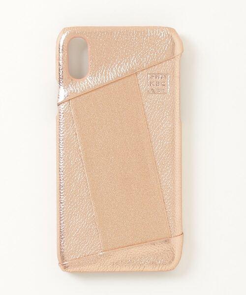 【 SHAKE CASE シェイクケース 】X/XS対応 ゴムバンド付き iphoneケース CS-01-024