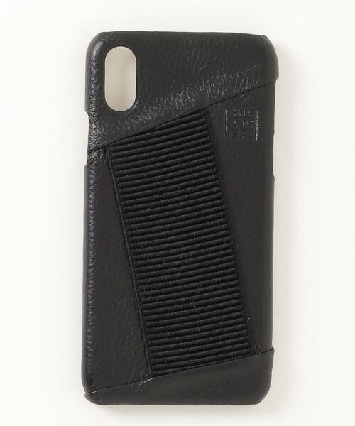 【 SHAKE CASE / シェイクケース 】X/XS対応 ゴムバンド付き iphoneケース CS-01-024