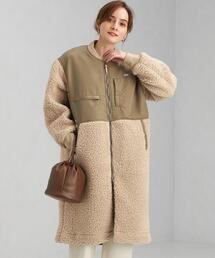 <THE NORTH FACE PURPLE LABEL> Wool Boa Denali コート