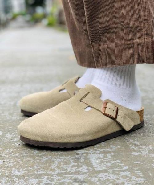 数量限定価格!! BOSTON/ボストン ソフトフットベッド スエードレザー(MEN)(サンダル)|BIRKENSTOCK(ビルケンシュトック)のファッション通販, 新品とリサイクル着物呉服のきくや:d629658b --- skoda-tmn.ru