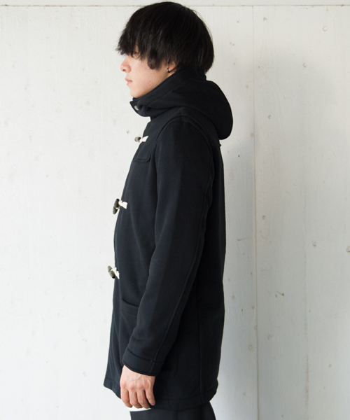 HVC / 裏起毛ダッフルコート