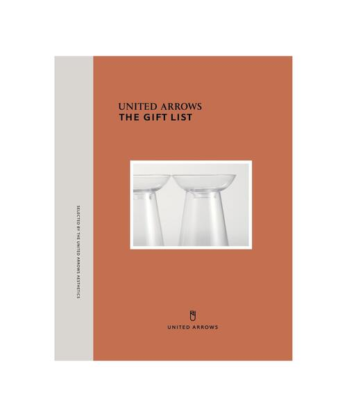 <UNITED ARROWS>THE GIFT LIST BOOK TYPE_A