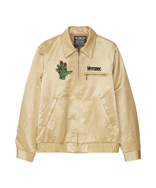 MONSTER HAND刺繍 スーベニアジャケット