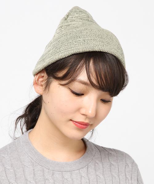 アーミーニット帽【発熱素材】