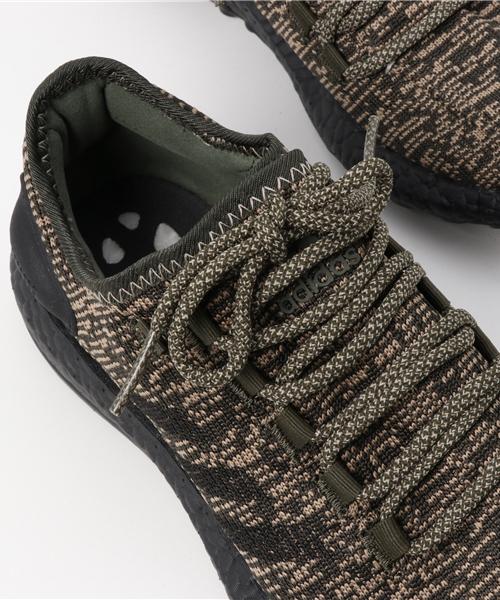 adidas Originals PureBOOST Colored (ナイトカーゴ F15/コアブラック/コアブラック)