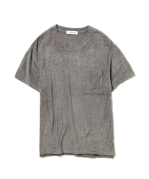 gelato pique(ジェラートピケ)の【GELATO PIQUE HOMME】ニットソーTシャツ(Tシャツ/カットソー)