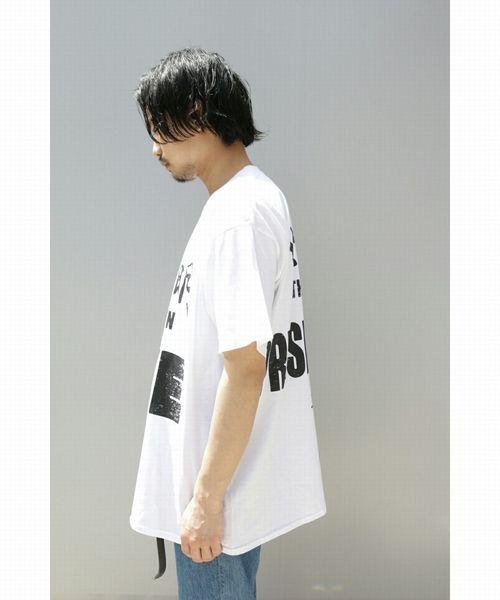 AUGUSTE-PRESENTATION×THE DAWN B/オーギュストプレゼンテーション/夜明けTEE