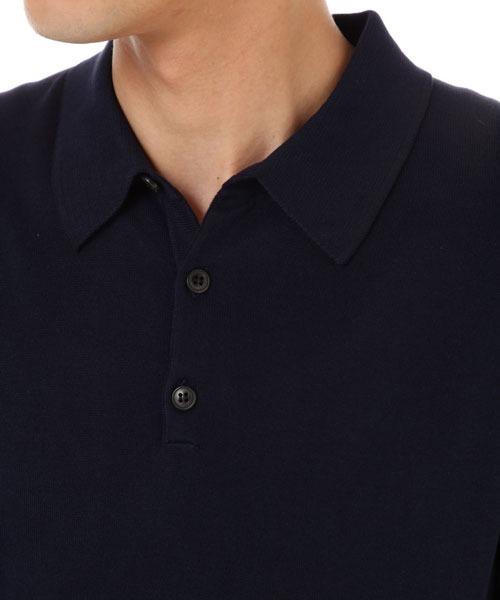 SUNSPEL(サンスペル)の「SUNSPEL / MEN'S SEA ISLAND COTTON(ポロシャツ)」 詳細画像