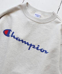 Champion ( チャンピオン ) クルーネックロゴスウェット