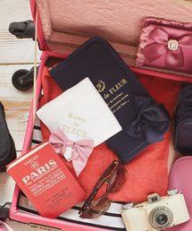 Maison de FLEUR(メゾンドフルール)のパスポートMケース(パスポートケース)