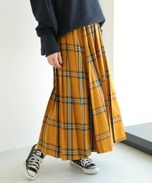 AMERICAN HOLIC(アメリカンホリック)のロングプリーツスカート(スカート)