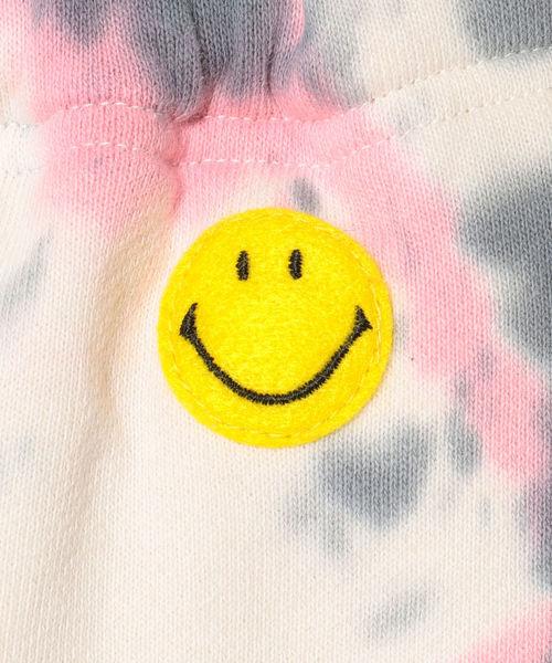 CAL O LINE(キャルオーライン)の「CAL O LINE - INNOVATIVE/キャルオーライン - イノヴェイティブ SMILE SWEAT PANTS スマイルスウェットパンツ(パンツ)」|詳細画像