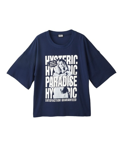 GIRL IN PARADISE オーバーサイズTシャツ