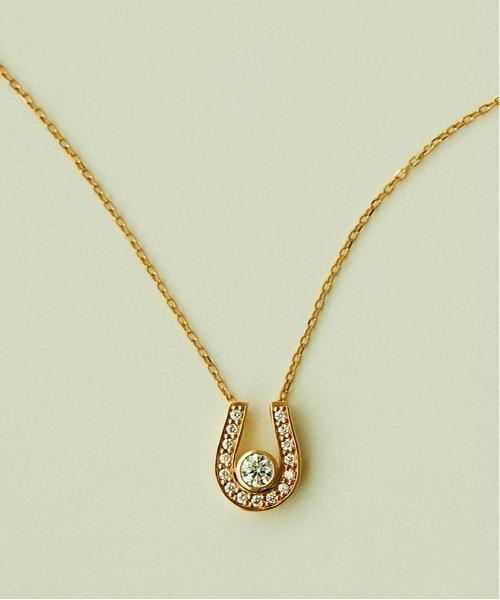K18イエローゴールド レディクラシック ダイヤモンド ネックレス