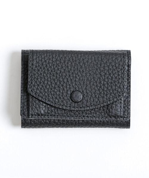 661a5178de6b ZAKKA-BOX(ザッカボックス)のポケットミニウォレット【本革】(