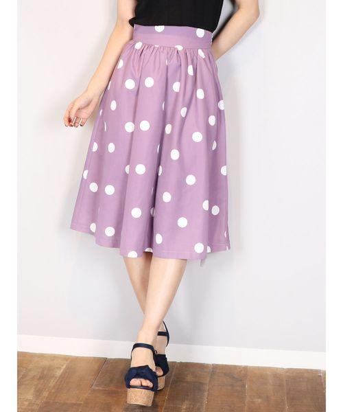 51c6d390a888f2 【セール】ポルカドットスカート(スカート) dazzlin(ダズリン)のファッション通販 - ZOZOTOWN
