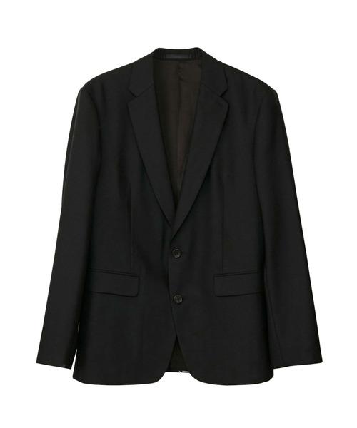 2ツ釦テーラードジャケット