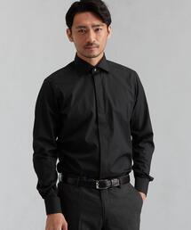 別注 [チット オペラ] ★CIT OPERA ブロード フライフロント Sワイドカラー シャツ