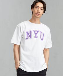 [ チャンピオン ] SC Champion T1011 US カレッジ 半袖 Tシャツ