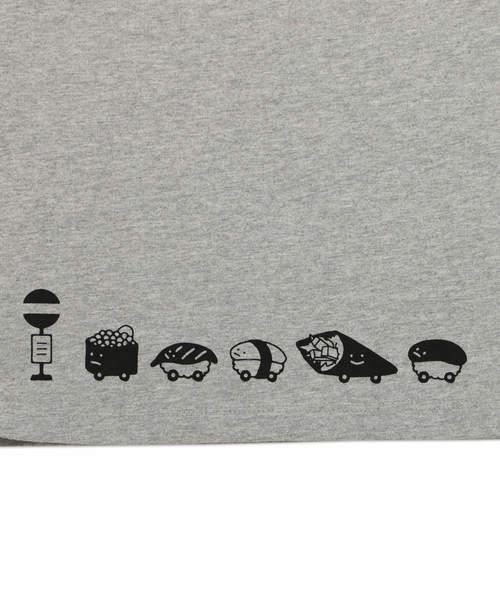 キッズTシャツ/スシバス