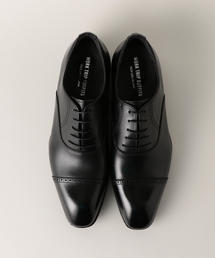 【WORK TRIP OUTFITS】5EYE Q/BROGUE AIR SOLE シューズ