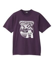 ISLAND CLUB Tシャツパープル