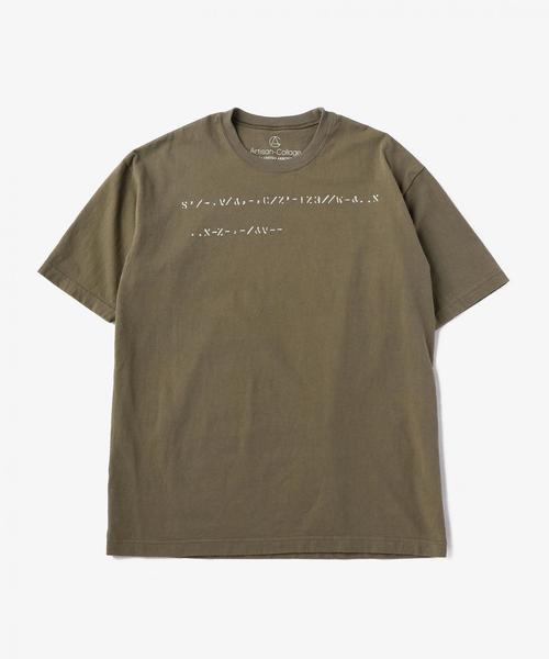 UNITED ARROWS × Artisan-Collage PRINT T ◆
