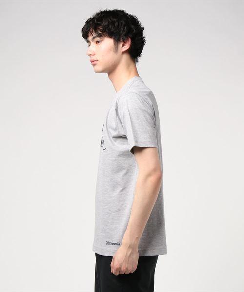 MISERICORDIA/ミゼリコルディア  MALA EDUCACION プリントTシャツ(メンズ)