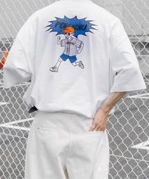 PerushuロゴTシャツ