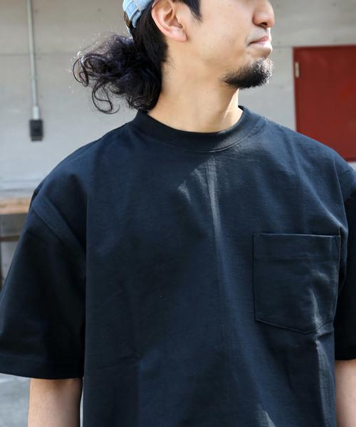 CAMBER/キャンバー 8oz MAX WEIGHT T Shirt/ヘビー ウェイト 半袖Tシャツ