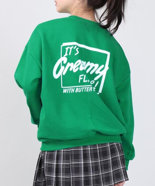 DING/Creamyスウェット