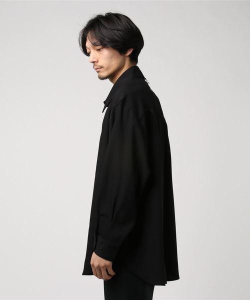 ADD SEOUL/アドソウル/Mini Label Avangarde Shirts