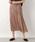 LEPSIM(レプシィム)の「【LEPSIM×鏡リュウジコラボアイテム】19AWフィラメントスカート 845458(スカート)」|モカ
