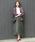LEPSIM(レプシィム)の「【LEPSIM×鏡リュウジコラボアイテム】19AWフィラメントスカート 845458(スカート)」|詳細画像