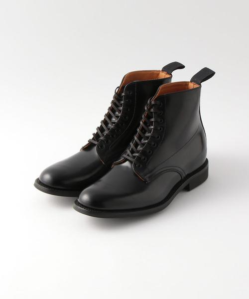 素晴らしい外見 <SANDERS>MILITARY DERBY BOOTS DERBY STEVEN/ブーツ(ブーツ) UNITED|Steven Alan(スティーブンアラン)のファッション通販, 満点の:2ffb2d8e --- kredo24.ru