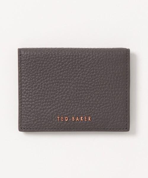Ted Baker(テッドベーカー)の「159037-WXL-FAYI(財布)」|チャコールグレー