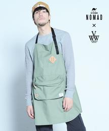 VIRGOwearworks(ヴァルゴウェアワークス)のVIRGOwearworks × NOMAD Big pkt apron(エプロン)