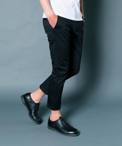 【安心発送】 【セール】COMPACT CHINO STRETCH CROPPED STRETCH TAPERED TAPERED PANTS : PANTS コンパクトチノ ストレッチクロップドパンツ(チノパンツ)|Magine(マージン)のファッション通販, ギフトと日用品の卸問屋 ながみね:b0a96c60 --- skoda-tmn.ru