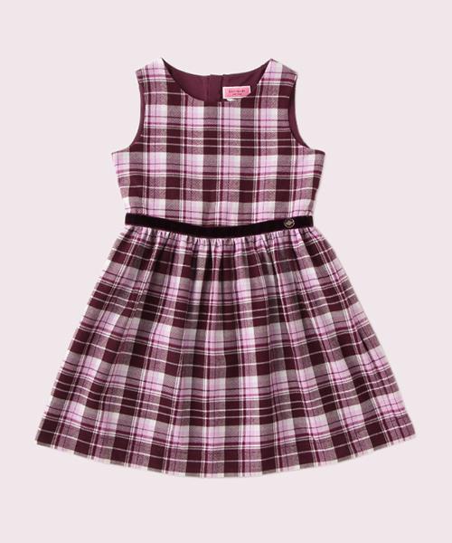 ファッションの インファント・トドラー プレイド spade トリシア ONLINE,ナルミヤ プレイド ドレス(ワンピース)|kate spade new york childrenswear(ケイトスペードニューヨーク)のファッション通販, こだわり商事:a5c9a751 --- kralicetaki.com
