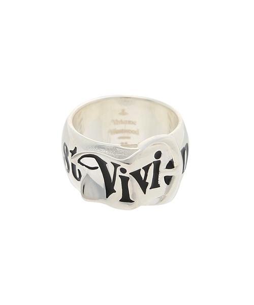 超人気 SILVER BELT RING Vivienne【179842 Westwood SR001】(リング) Westwood|Vivienne Westwood MAN(ヴィヴィアンウエストウッドマン)のファッション通販, nanamode:38e39149 --- pyme.pe