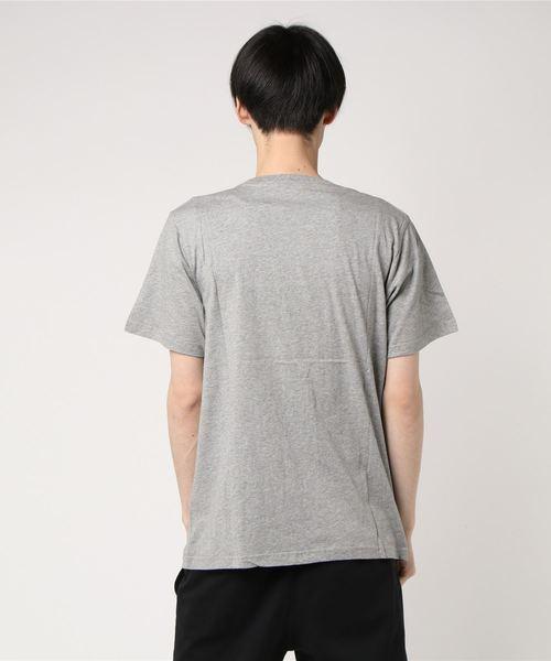 Saturdays NYC / サタデーズ ニューヨークシティ:Transparent Slab T-SHIRTS:M11611TR46[PIE]