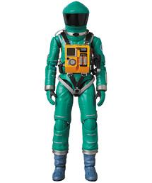 MEDICOM TOY(メディコムトイ)のMAFEX SPACE SUIT GREEN Ver.(フィギュア)