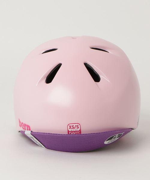 【bern】NINA 塗り絵 ヘルメット 子ども用