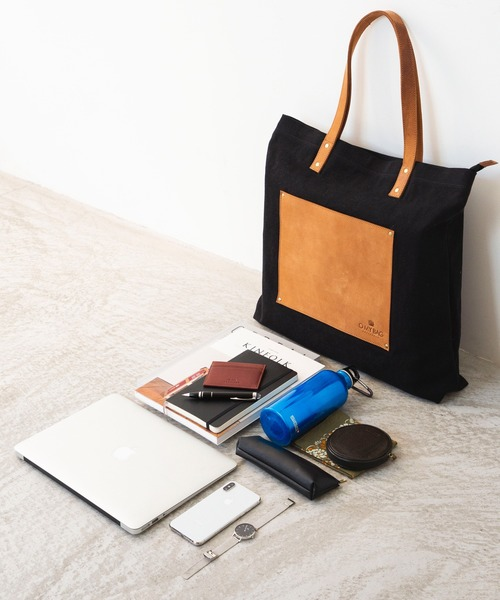 早い者勝ち 【O MY BAG】LOUS/ロウス キャンバストートバッグ, 新郷村 17b5535b